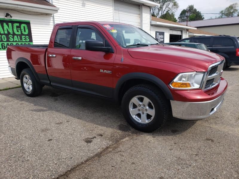 Dodge RAM 1500 2010 price $11,876