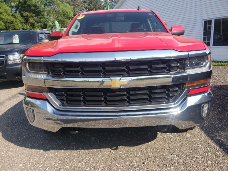 Chevrolet SILVERADO 1500 2016 price $21,400