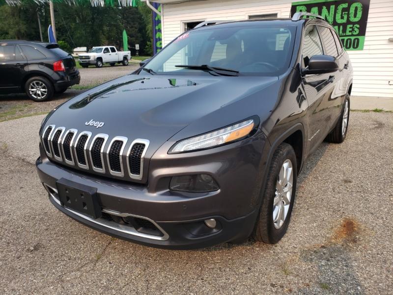 Jeep CHEROKEE 2016 price $13,876