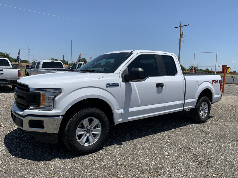Ford F-150 2018 price $27,900