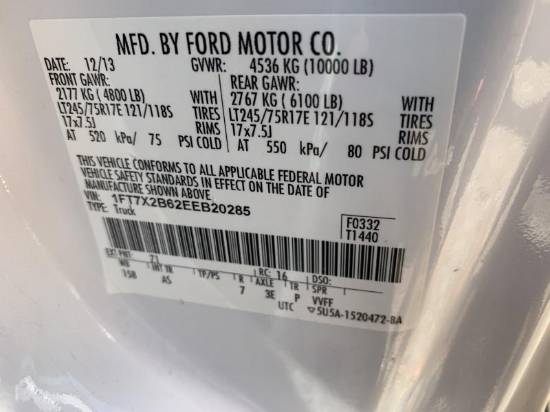 Ford Super Duty F-250 2014 price $15,900