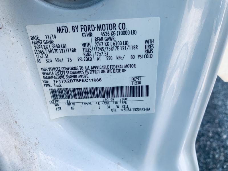 Ford Super Duty F-250 2015 price $22,500
