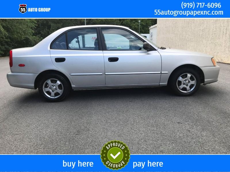 Hyundai Accent 2002 price $3,000