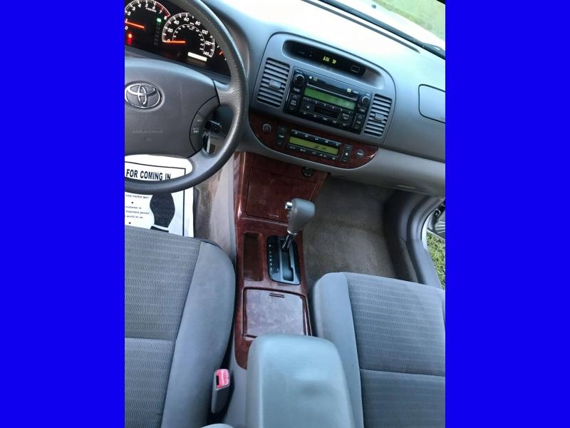 Toyota Camry 2006 price $5,600