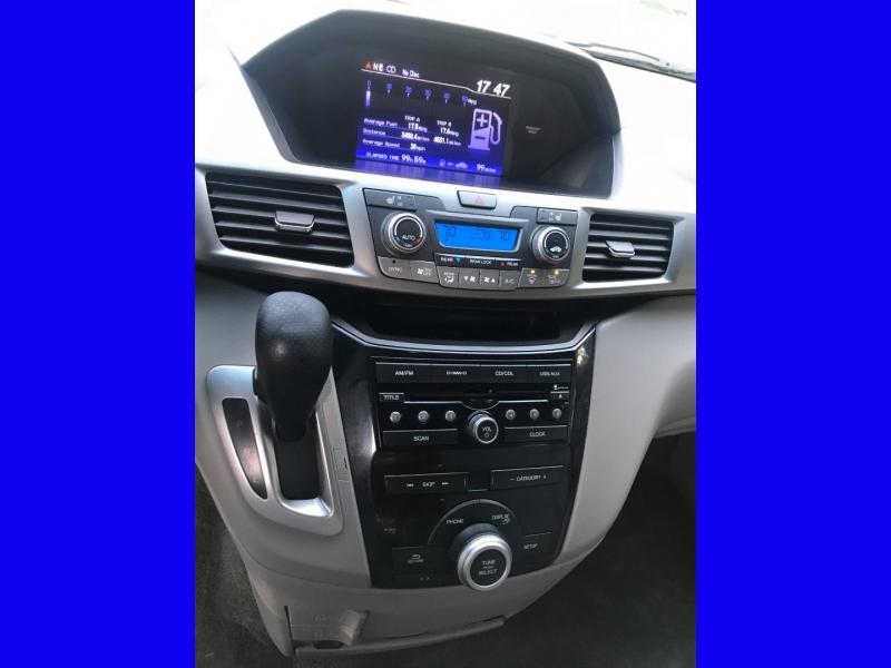 Honda Odyssey 2011 price $10,495