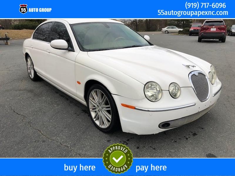 Jaguar S-TYPE 2006 price $4,995