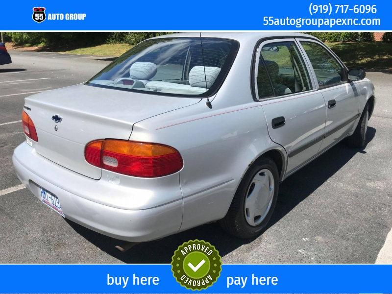 Chevrolet Prizm 2002 price $2,700