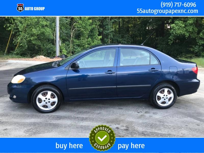 Toyota Corolla 2006 price $5,600