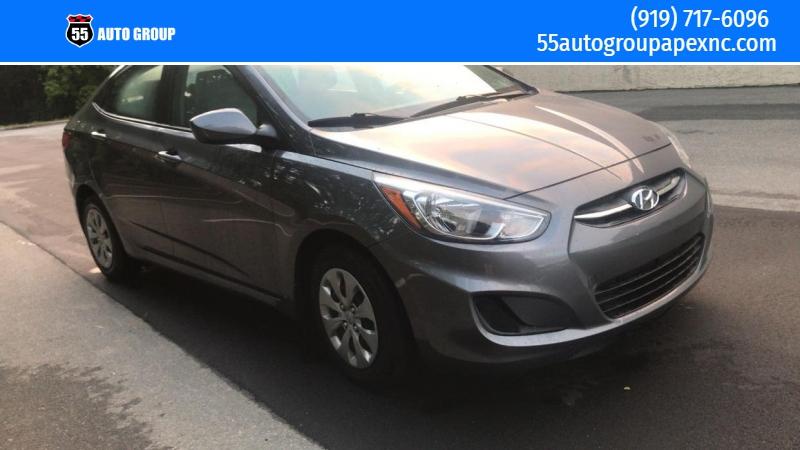 Hyundai Accent 2017 price $9,895