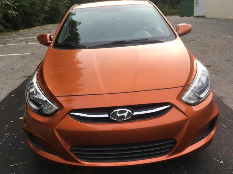 Hyundai Accent 2015 price $6,795