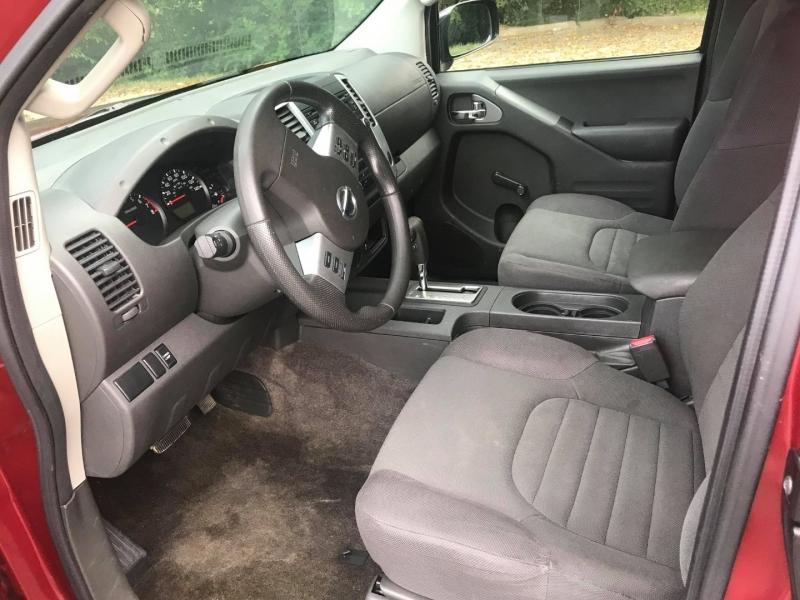 Nissan Frontier 2015 price $13,995
