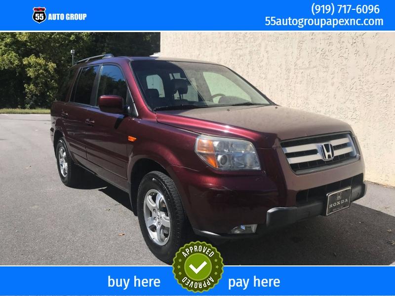 Honda Pilot 2007 price $8,500