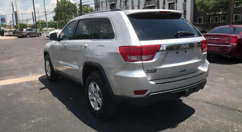 Jeep Grand Cherokee 2012 price $10,900
