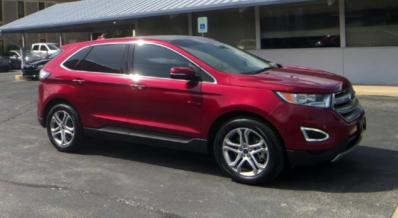 Ford Edge 2016 price $17,300