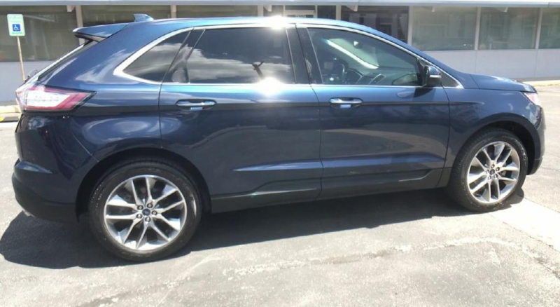 Ford Edge 2017 price $18,600