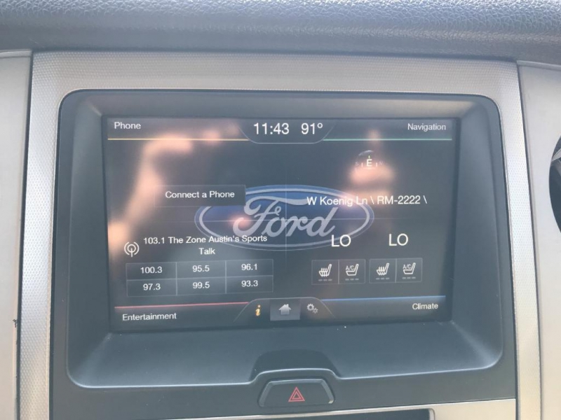 Ford Expedition EL 2015 price $14,900