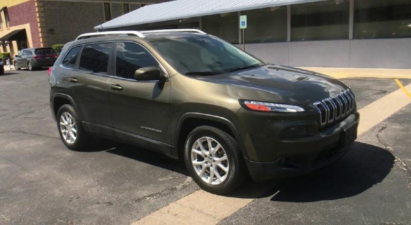 Jeep Cherokee 2015 price $12,600