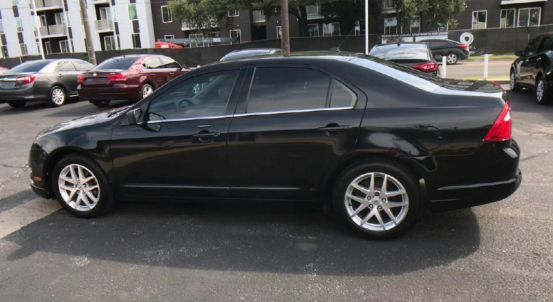 Ford Fusion 2011 price $6,700