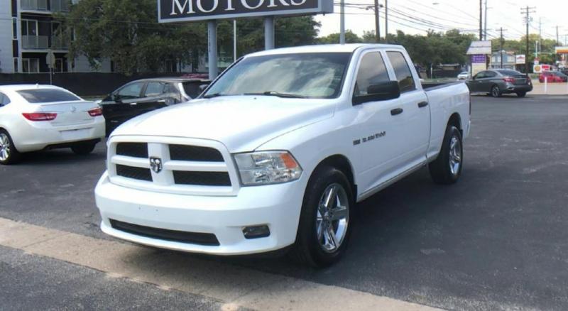 RAM 1500 2012 price $15,900