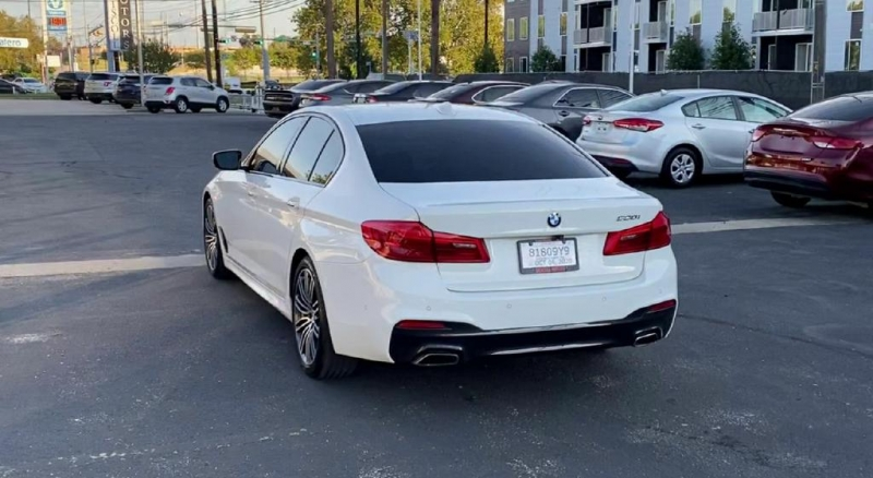 BMW 5 Series 2017 price $32,900