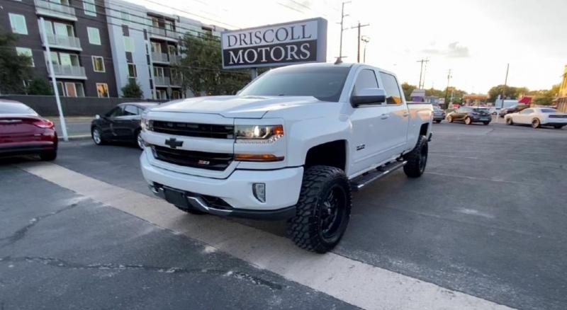 Chevrolet Silverado 1500 2017 price $31,900