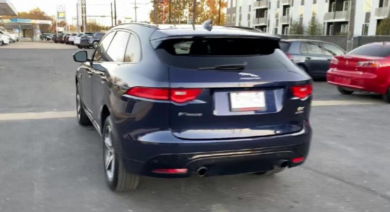 Jaguar F-PACE 2017 price $39,900