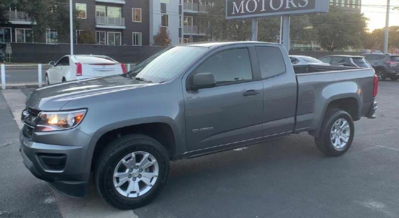 Chevrolet Colorado 2018 price $19,600