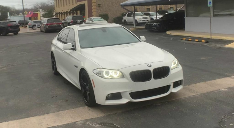 BMW 5 Series 2013 price $15,700