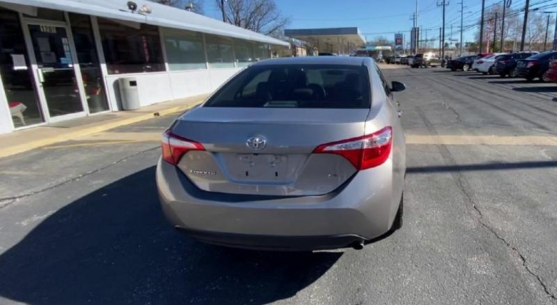 Toyota Corolla 2016 price $7,900