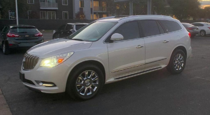 Buick Enclave 2016 price $20,900