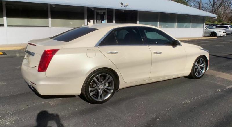 Cadillac CTS Sedan 2014 price $19,700