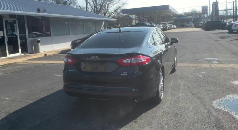 Ford Fusion 2014 price $12,750