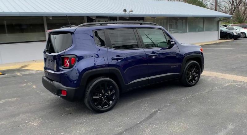 Jeep Renegade 2018 price $16,600