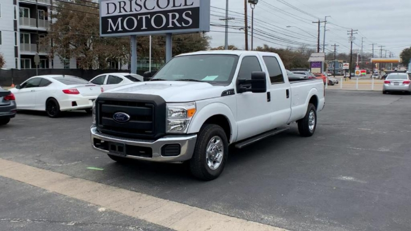 Ford Super Duty F-250 SRW 2016 price $24,600
