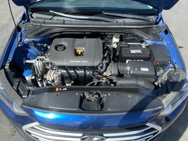 Hyundai Elantra 2017 price $8,900