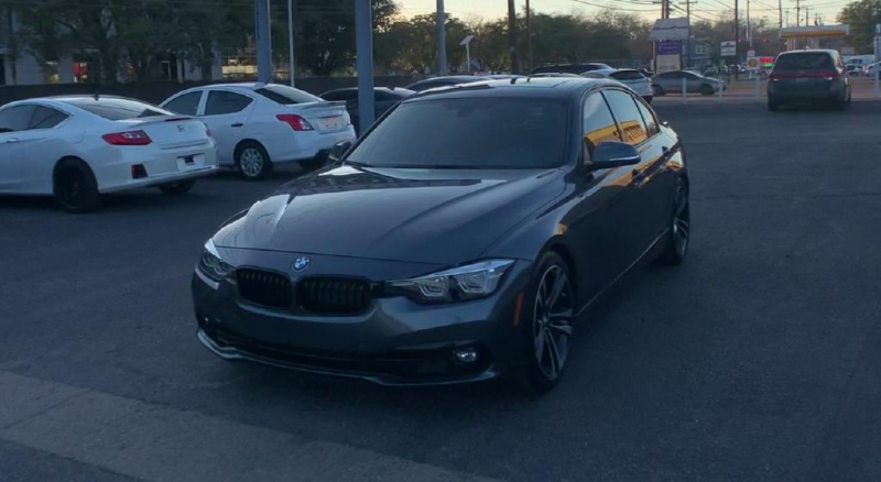 BMW 3 Series 2018 price $23,900