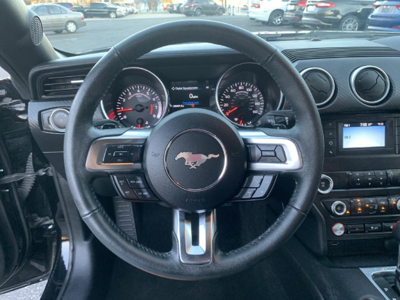 Ford Mustang 2019 price $21,900