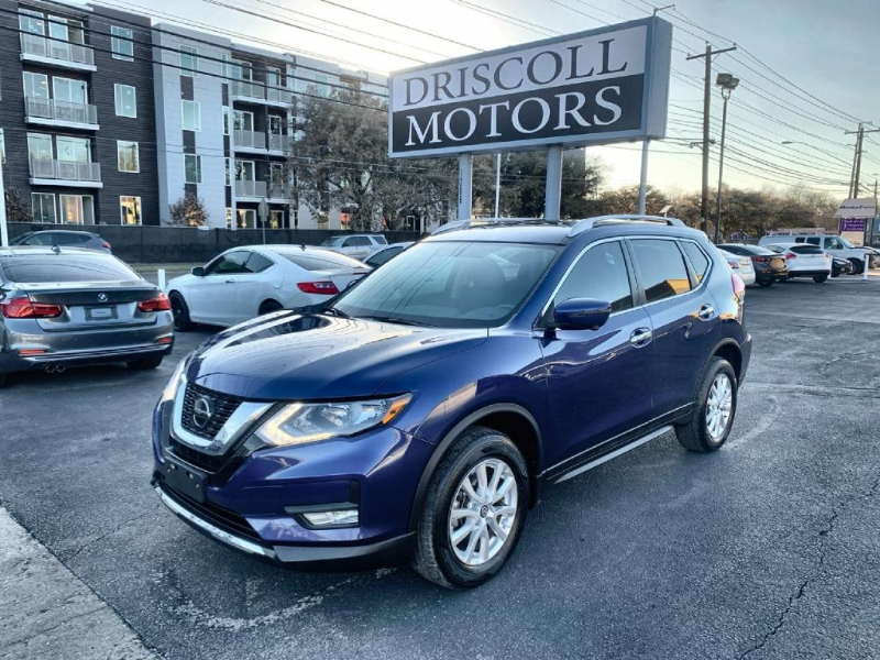 Nissan Rogue 2018 price $19,900
