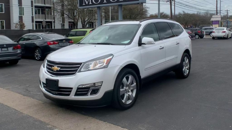 Chevrolet Traverse 2016 price $19,900