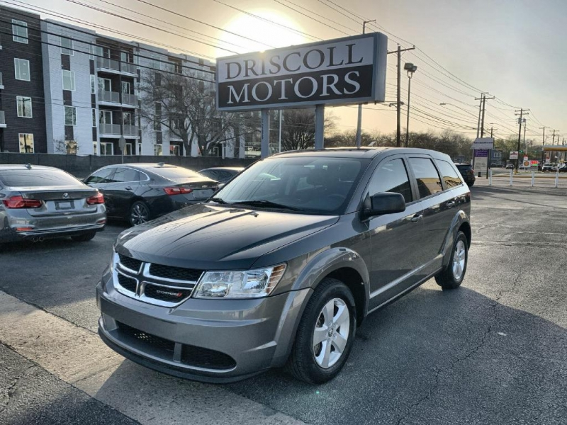 Dodge Journey 2013 price $8,900