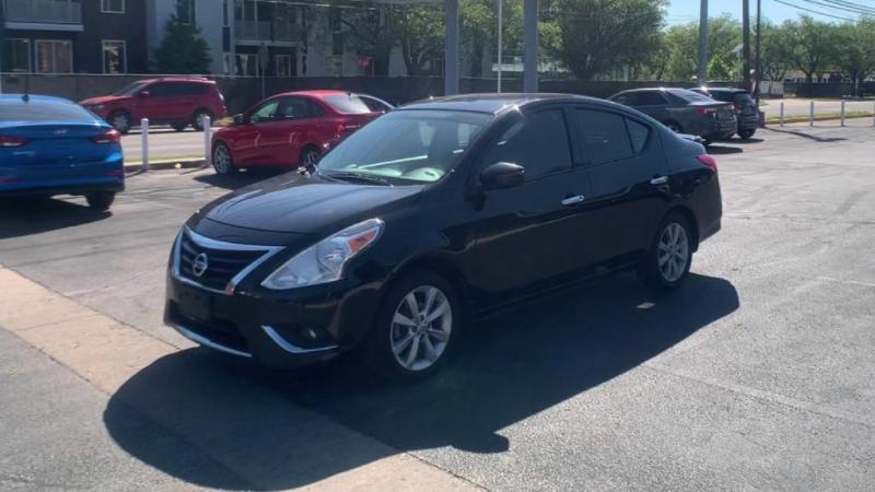 Nissan Versa 2015 price $7,800