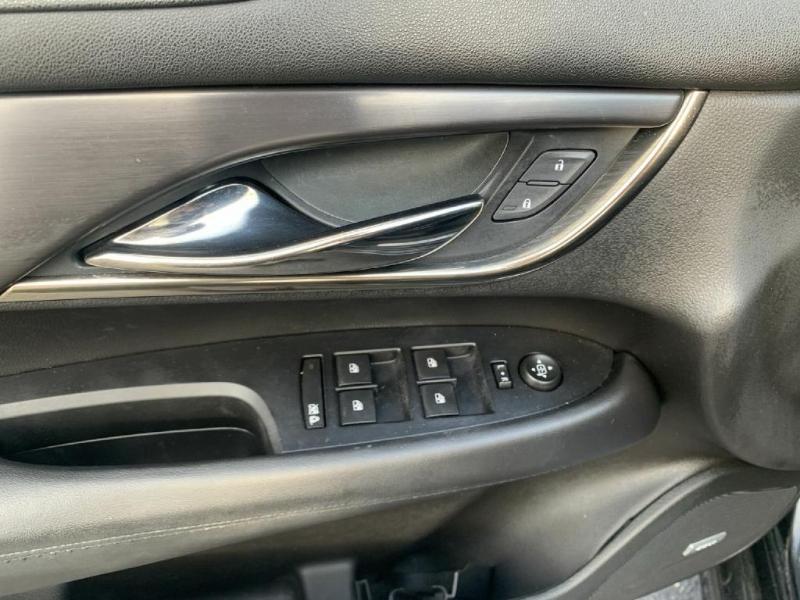 Cadillac ATS Sedan 2016 price $19,900