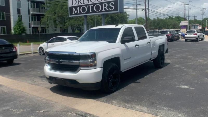 Chevrolet Silverado 1500 2018 price $29,900