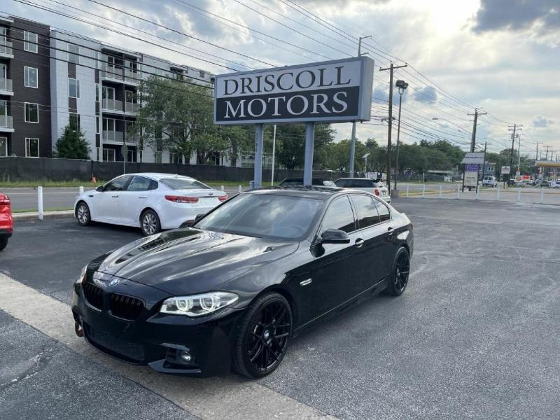 BMW 5 Series 2016 price $26,900