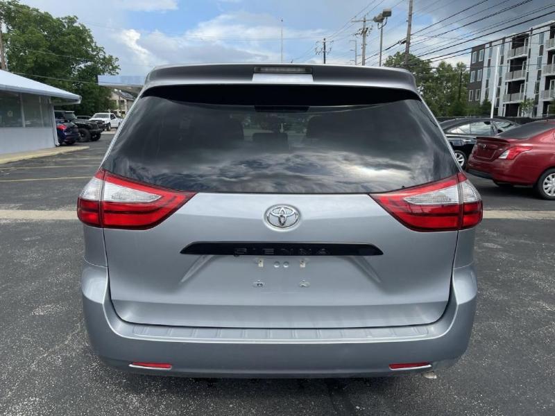 Toyota Sienna 2015 price $14,900
