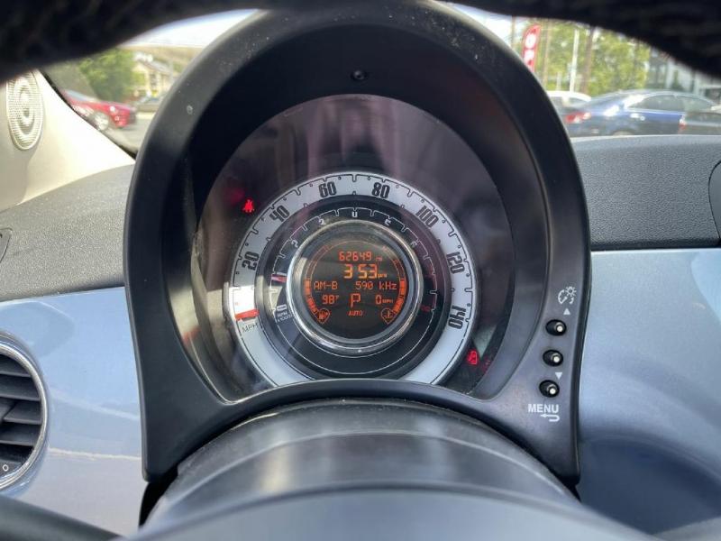 FIAT 500 2015 price $8,600