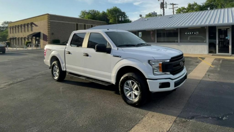 Ford F-150 2018 price $38,900