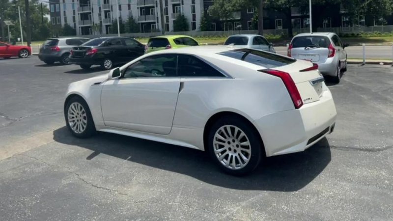 Cadillac CTS Coupe 2012 price $12,500