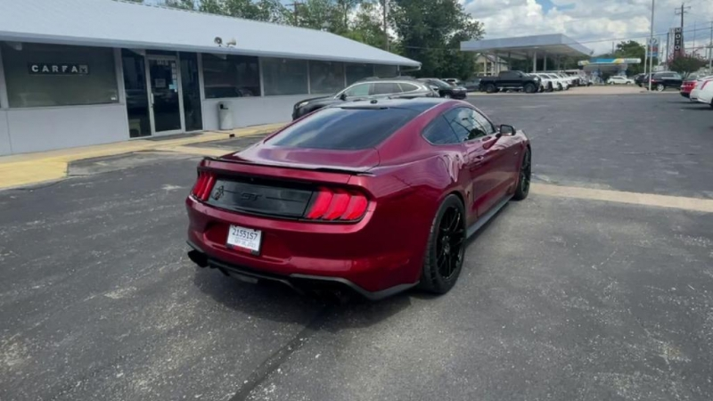 Ford Mustang 2018 price $38,900