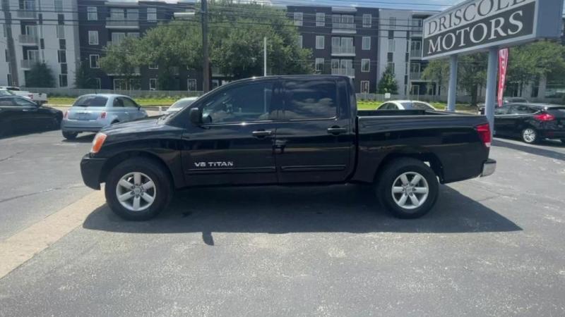 Nissan Titan 2012 price $15,900